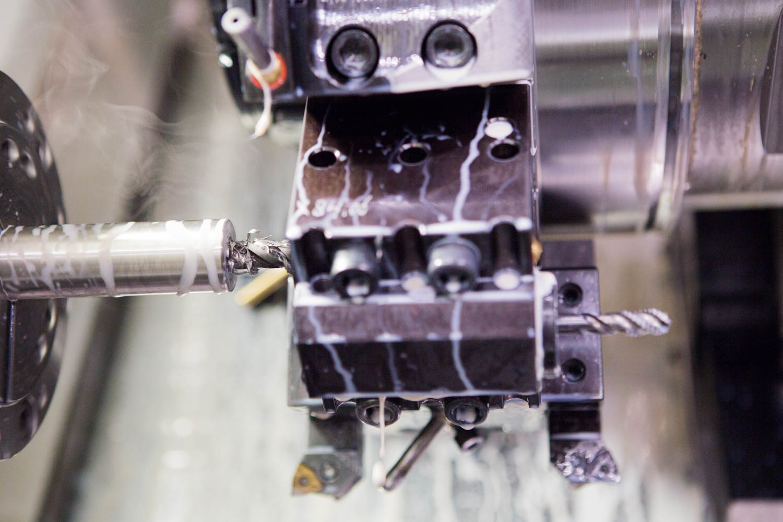 QRMS CNC verspaning